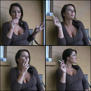 Tinsley Casual Smoking