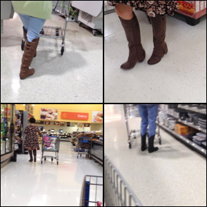Boot Huntress Outing #02