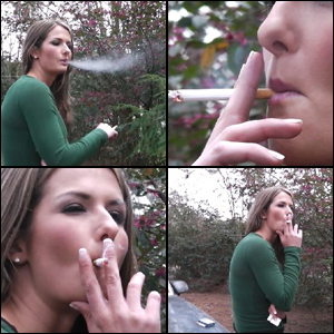 Tinsley's Quick Smoke in Green Top