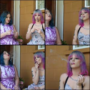 Autumn & Katana Smoking Clove Cigarettes