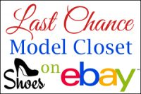 Shoes Last Chance!