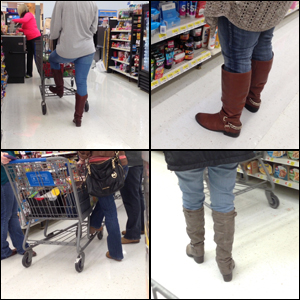 Boot Huntress Outing #01