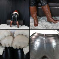 So Much Squeaky Leather